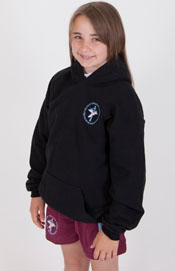 Bishop Vaughan Girls PE Hoodie