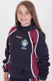 Gowerton Comprehensive Girls Games Hoodie