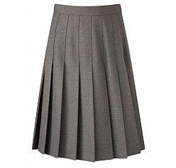 Oakleigh House School Girls Pleated Skirt