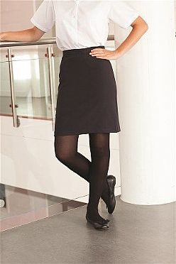 Ffynone House School Girls Straight Skirt